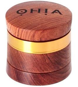 Ohia, Alu- / Holzgrinder 4-Teilig - 60mm