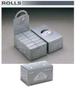 Smoking Rolls Master Silber 38mm