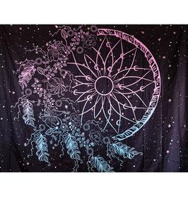 Wandtuch Dreamcatcher Mandala: 200 X 180cm