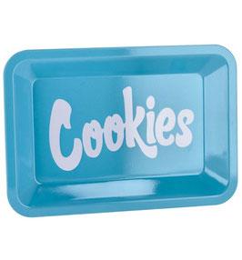 Rolling Tray Mischschale 18x12.5cm: Cookies Blue