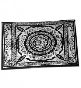Batik Tuch Celtic Birds 140 X 220cm