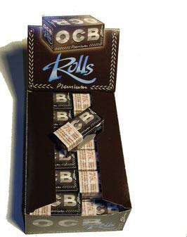OCB Rollen Black Slim (24 Rollen)