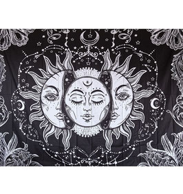 Wandtuch Sun & Moon - 200 x 150cm