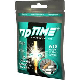 Tip Time Click Menthol Filter 34 X 60stk