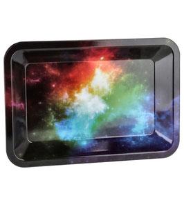 Rolling Tray Mischschale 18x12.5cm: Universe