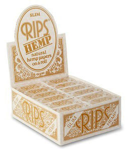 Rips Slim Box (24 Stk) - Hemp