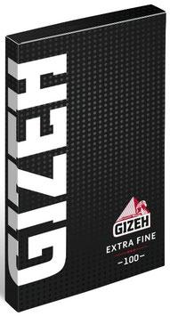 Gizeh Black DW Extra Fine 20x100 Blatt