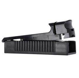 Hülsen Stopfgerät 8mm: Schwarz