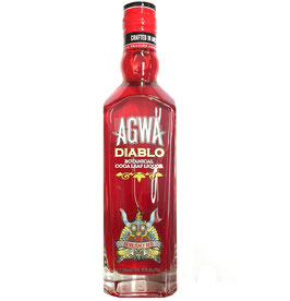 Agwa De Bolivia New Diablo Kokablatt Likör 0.5 Liter 20%
