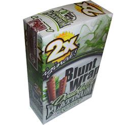 Platinum Blunts Box - 25 x 2 Stk