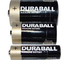 Batterie-Safe / Versteck DuraBall