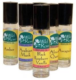 Wild Rose Parfüm Öl