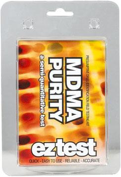 EZ Test MDMA Purity - Single Pack