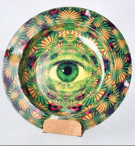 Aschenbecher Third Eye, Aluminium