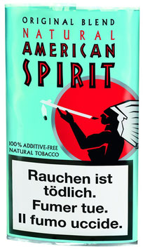 American Spirit Natural - Beutel (5 x 25g)