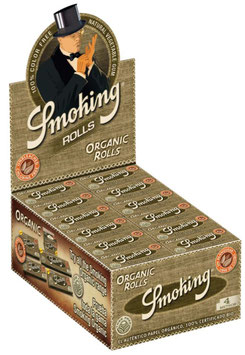 Smoking Rolls Organic 4m