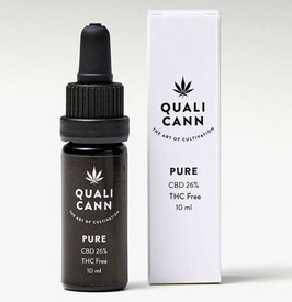 Quali Cann CBD Öl Pure 10ml