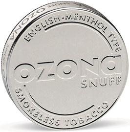 Ozona English Menthol Snuff (20 x 5g)