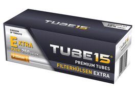 Tube15 Hülsen 250stk.