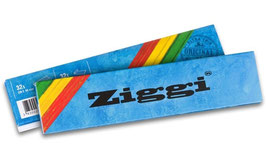 Ziggi Rolling Papers Classic Slim Ultra Thin + Tips - 28Stk.