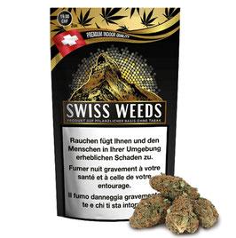 Swiss Weeds Indoor Gold - 2g (3 Stk)