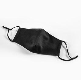 Gesichtsmaske Stoff - Black