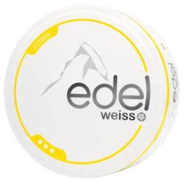 Edelweiss Citrus Snus (All White Slim) 14g
