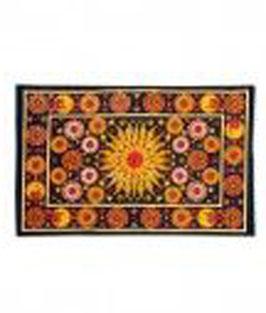 Batik Tuch Sun & Stars 140 X 220cm