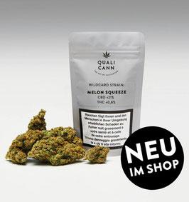 Quali Cann CBD Blüten Melon Squeeze (Limited)