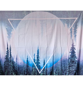 Wandtuch Full Moon Rising 200 x 180cm