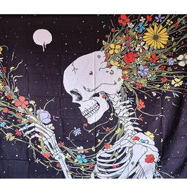Wandtuch Flowers 150 x 130cm
