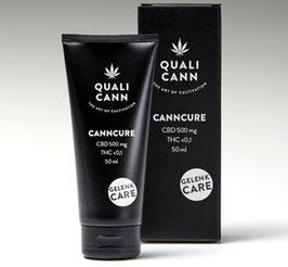 Quali Cann CBD Cannacure Gelenk Creme 50ml