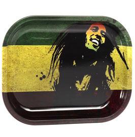 Rolling Tray Bob Marley