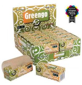 Greengo Wide Rolls Unbleached (24er)