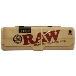 Raw Classic Paper Tin: King Size
