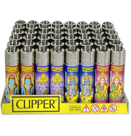 Clipper Indian Gods, Assortiert - 48er