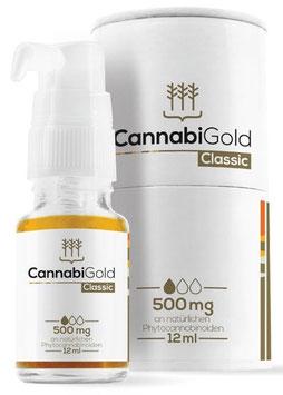 Cannabigold CBD Öl 10g