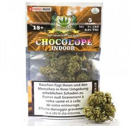 Green Desert CBD Blüten Chocolope (MMedics)