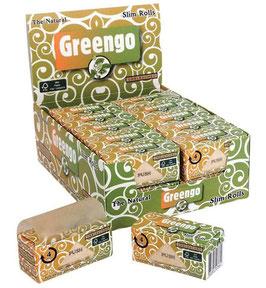 Greengo Slim Rolls Unbleached (24er)