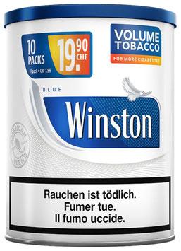 Winston Blue Volume MYO 100gr. Dose 1 Stk.