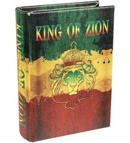 Versteck Buch King of Zion