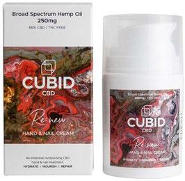 Cubid, CBD Hand Cream 50ml - 250mg CBD