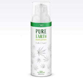 Pure Earth, CBD Body Lotion 200ml - 250mg CBD