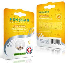 Fenocan Fenocheese CBD Samen Kategorie B