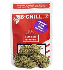 CBD Blüten B-Chill Purple Haze CBD Indoor - 5g
