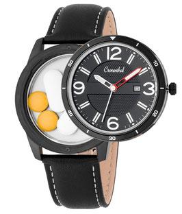 Versteck Medical Watch Schwarz