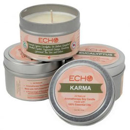 Karma Essential Oil Kerzen