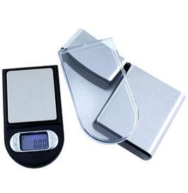 Pocket Scale Zippo 100g X 0.01g
