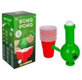 Bong Pong Trinkspiel