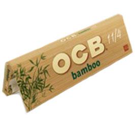 25 x OCB Bamboo Single 1 1/4